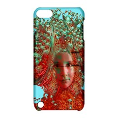 Flower Horizon Apple Ipod Touch 5 Hardshell Case With Stand