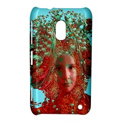 Flower Horizon Nokia Lumia 620 Hardshell Case