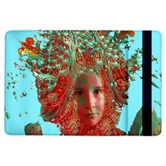 Flower Horizon Apple iPad Air Flip Case