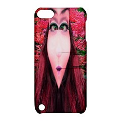 Tree Spirit Apple Ipod Touch 5 Hardshell Case With Stand