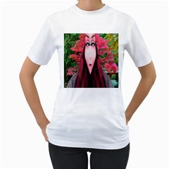 Tree Spirit Women s T-Shirt (White)