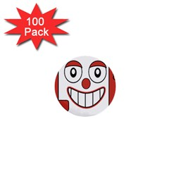 Laughing Out Loud Illustration002 1  Mini Button (100 Pack)