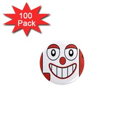 Laughing Out Loud Illustration002 1  Mini Button Magnet (100 pack)