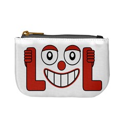 Laughing Out Loud Illustration002 Coin Change Purse