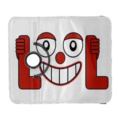 Laughing Out Loud Illustration002 Samsung Galaxy S  Iii Flip 360 Case