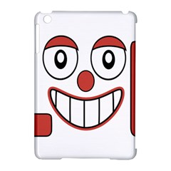 Laughing Out Loud Illustration002 Apple iPad Mini Hardshell Case (Compatible with Smart Cover)