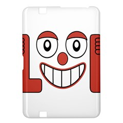 Laughing Out Loud Illustration002 Kindle Fire HD 8.9  Hardshell Case
