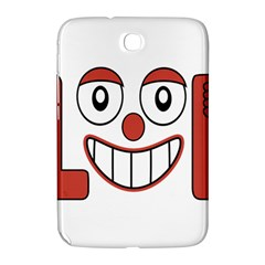 Laughing Out Loud Illustration002 Samsung Galaxy Note 8.0 N5100 Hardshell Case