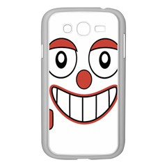 Laughing Out Loud Illustration002 Samsung Galaxy Grand DUOS I9082 Case (White)