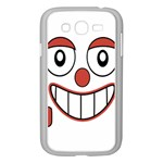 Laughing Out Loud Illustration002 Samsung Galaxy Grand DUOS I9082 Case (White) Front