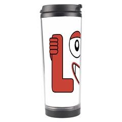 Laughing Out Loud Illustration002 Travel Tumbler