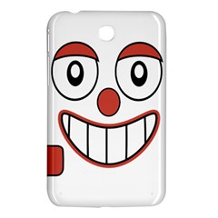 Laughing Out Loud Illustration002 Samsung Galaxy Tab 3 (7 ) P3200 Hardshell Case