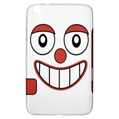Laughing Out Loud Illustration002 Samsung Galaxy Tab 3 (8 ) T3100 Hardshell Case