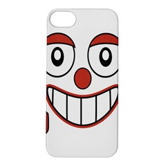 Laughing Out Loud Illustration002 Apple iPhone 5S Hardshell Case
