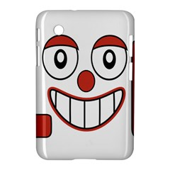 Laughing Out Loud Illustration002 Samsung Galaxy Tab 2 (7 ) P3100 Hardshell Case