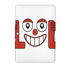 Laughing Out Loud Illustration002 Samsung Galaxy Tab 2 (10.1 ) P5100 Hardshell Case