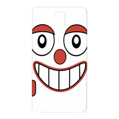 Laughing Out Loud Illustration002 Samsung Galaxy Note 3 N9005 Hardshell Back Case