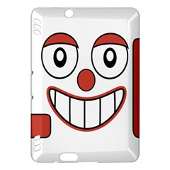 Laughing Out Loud Illustration002 Kindle Fire HDX Hardshell Case