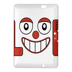Laughing Out Loud Illustration002 Kindle Fire HDX 8.9  Hardshell Case
