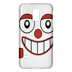 Laughing Out Loud Illustration002 Samsung Galaxy S5 Mini Hardshell Case