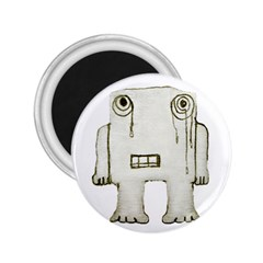 Sad Monster Baby 2 25  Button Magnet