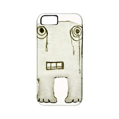 Sad Monster Baby Apple iPhone 5 Classic Hardshell Case (PC+Silicone)