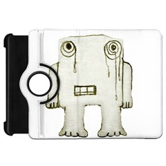 Sad Monster Baby Kindle Fire HD Flip 360 Case