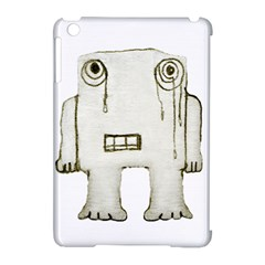 Sad Monster Baby Apple Ipad Mini Hardshell Case (compatible With Smart Cover)