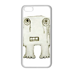 Sad Monster Baby Apple Iphone 5c Seamless Case (white)