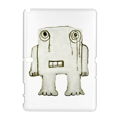 Sad Monster Baby Samsung Galaxy Note 10.1 (P600) Hardshell Case