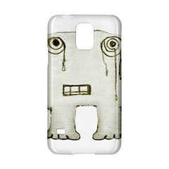 Sad Monster Baby Samsung Galaxy S5 Hardshell Case