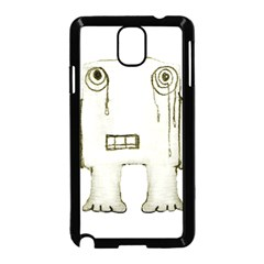 Sad Monster Baby Samsung Galaxy Note 3 Neo Hardshell Case (black)