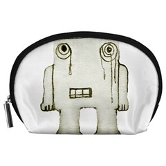 Sad Monster Baby Accessory Pouch (Large)