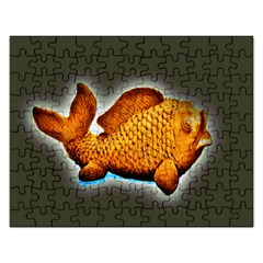 Goldfish Jigsaw Puzzle (rectangle)