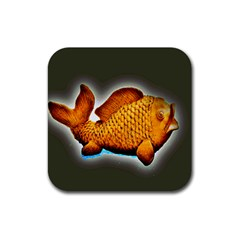 Goldfish Drink Coasters 4 Pack (square)