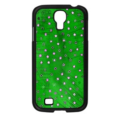 Colorful Stars 2 Samsung Galaxy S4 I9500/ I9505 Case (black)