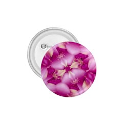 Beauty Pink Abstract Design 1 75  Button
