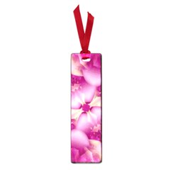 Beauty Pink Abstract Design Small Bookmark
