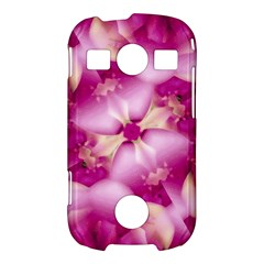 Beauty Pink Abstract Design Samsung Galaxy S7710 Xcover 2 Hardshell Case