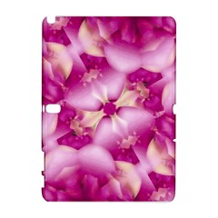 Beauty Pink Abstract Design Samsung Galaxy Note 10.1 (P600) Hardshell Case