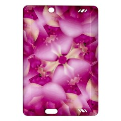 Beauty Pink Abstract Design Kindle Fire Hd (2013) Hardshell Case