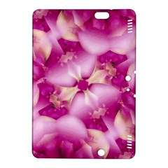 Beauty Pink Abstract Design Kindle Fire HDX 8.9  Hardshell Case