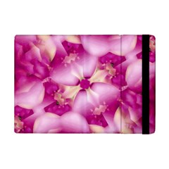 Beauty Pink Abstract Design Apple iPad Mini 2 Flip Case