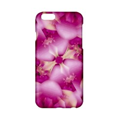 Beauty Pink Abstract Design Apple iPhone 6 Hardshell Case