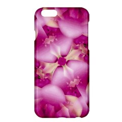 Beauty Pink Abstract Design Apple iPhone 6 Plus Hardshell Case
