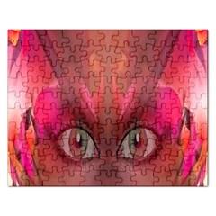 Hypnotized Jigsaw Puzzle (Rectangle)