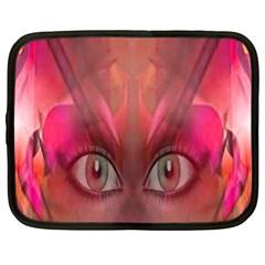 Hypnotized Netbook Sleeve (xl)