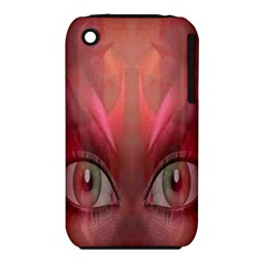 Hypnotized Apple Iphone 3g/3gs Hardshell Case (pc+silicone)