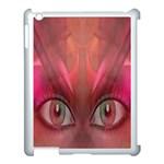 Hypnotized Apple iPad 3/4 Case (White) Front