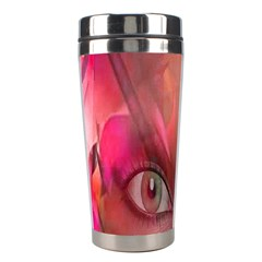 Hypnotized Stainless Steel Travel Tumbler